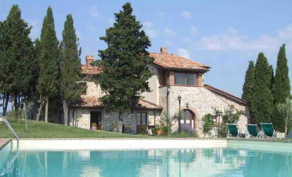 Ferienwohnung Il Capanno Toskana bis 6 Personen mit Pool
