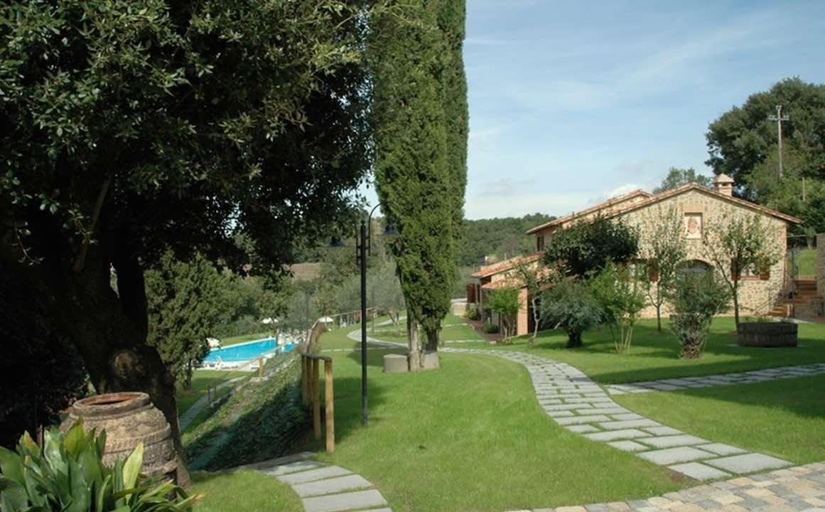 Casa Citta della Pieve 6 Pers. mit Pool