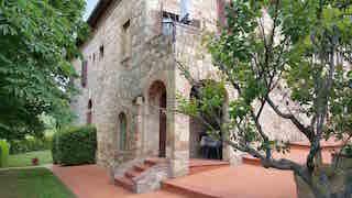 Ferienwohnung Montepulciano Brunelleschi bis 3 Personen mit Pool