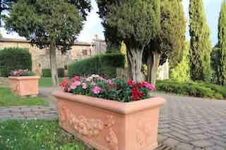 Ferienwohnung Toskana Montepulciano auf einem Landgut für 2 Personen