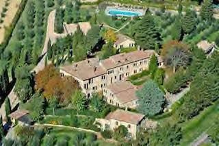 Ferienwohnung Montepulciano Caravaggio 4 Personen mit Pool