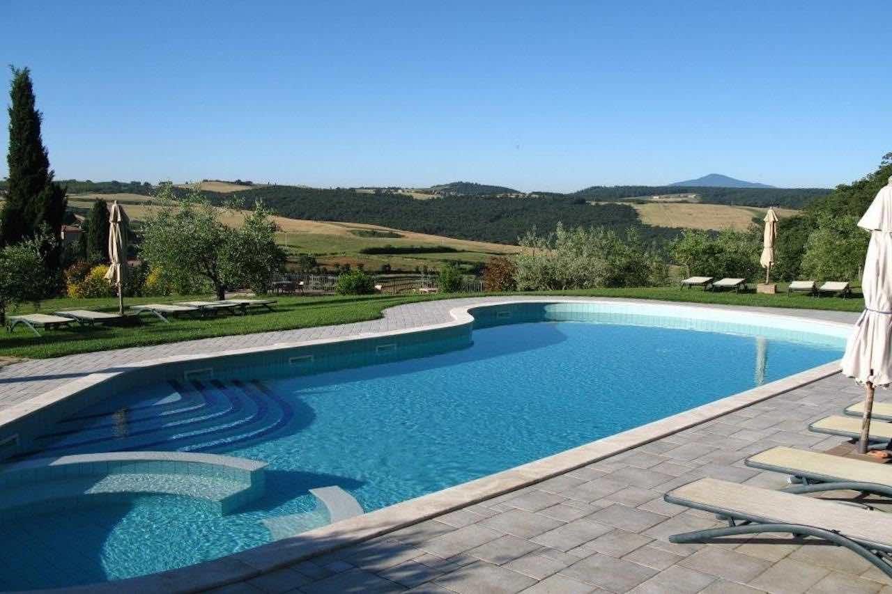 Ferienwohnung Montepulciano Michelozzo 2 Personen mit Pool