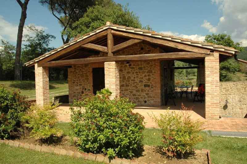 Kleines Landhaus in Umbrien mit Pool bis 7 Personen