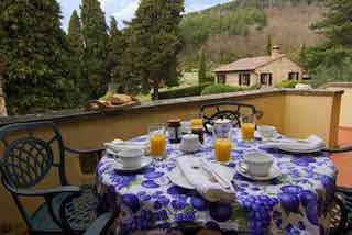 Ferienwohnung Montepulciano Donatello für 4 Personen mit Pool