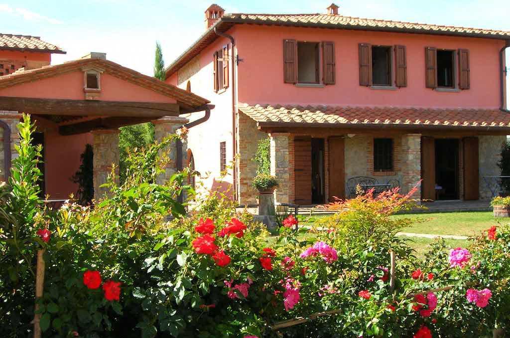 Villa Bucine Toskana
