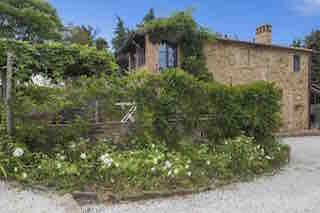 Ferienwohnung Montaione Portico 4 Pers. mit Pool
