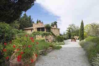 Landgut Toskana mit 7 Ferienwohnungen