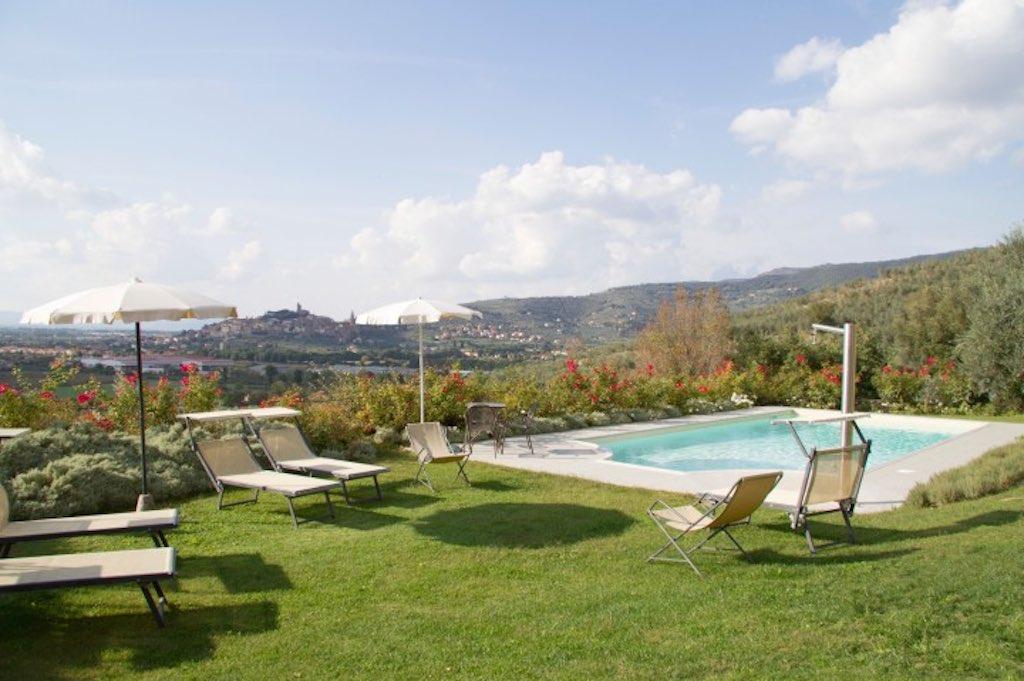 Ferienwohnung Toskana 4 Personen - Pool