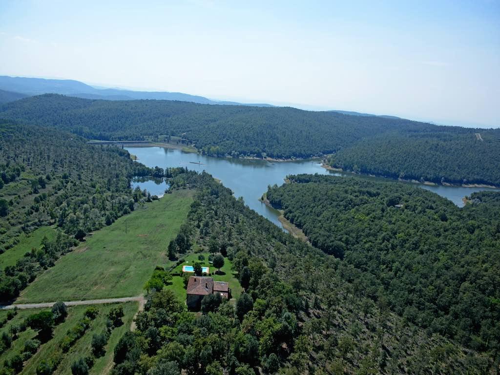 Landhaus Villa Toskana bis 17 Pers. privater Pool