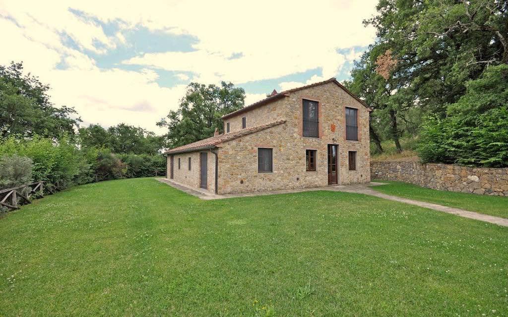 Ferienhaus Capriolo Arezzo 8 Pers. mit Pool