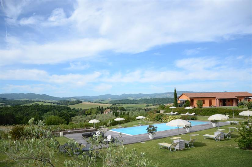 Oleandro in La Macchia mit Pool bis 4 Pers.