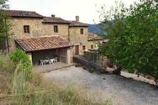 Ferienwohnung Tabaccaia für 4 Personen mit Pool bei Cortona