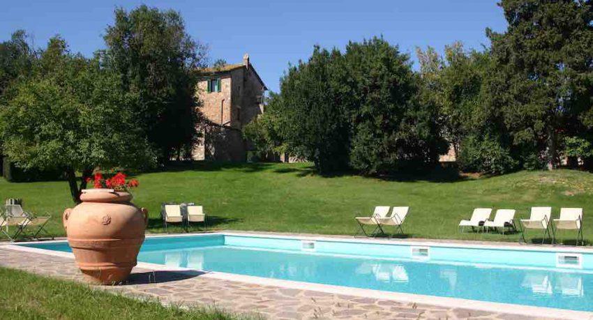 Haus Cetona Toskana