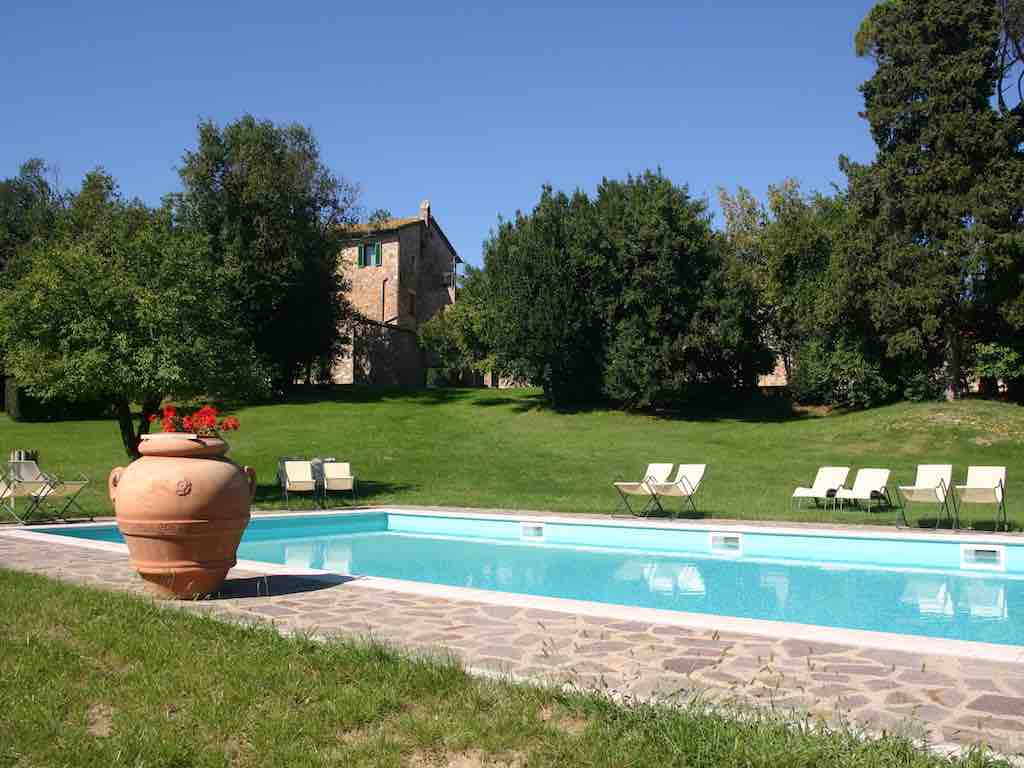 Haus Cetona mit Pool bis 7 Personen