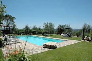 Ferienhaus Toskana Chianti 7 Pers. privater Pool