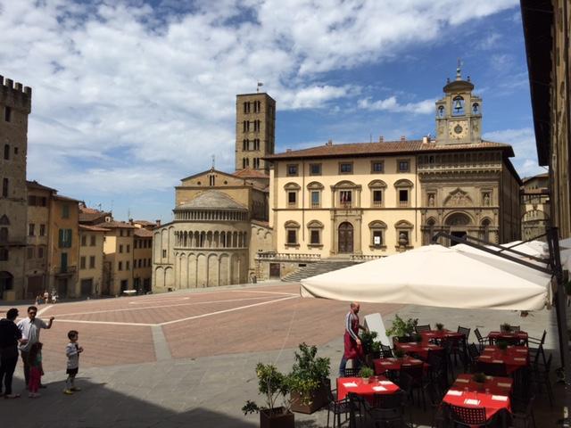 Region Arezzo