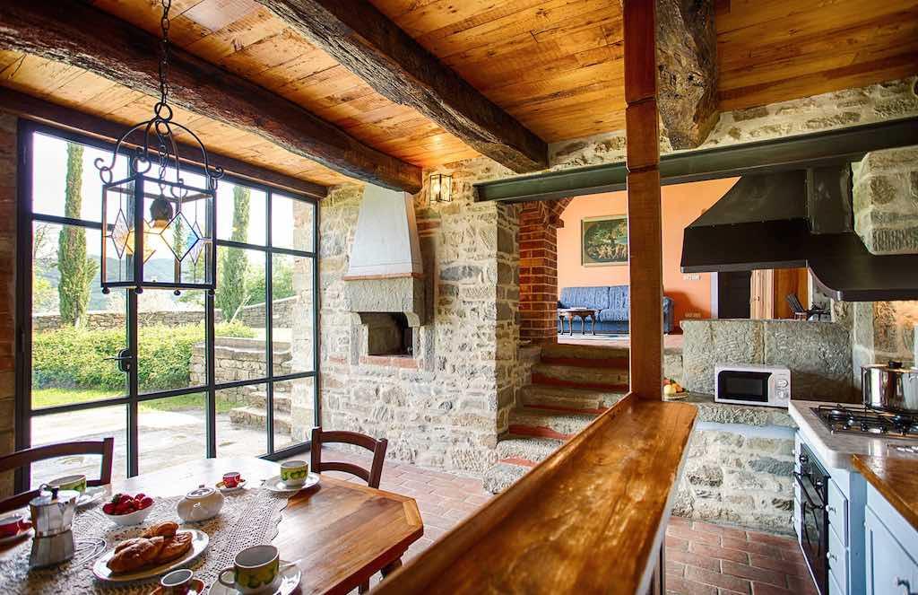 Il fienile toskana ferienhaus mit pool urlaub in der toskana arezzo - Formentera ferienhaus mit pool ...