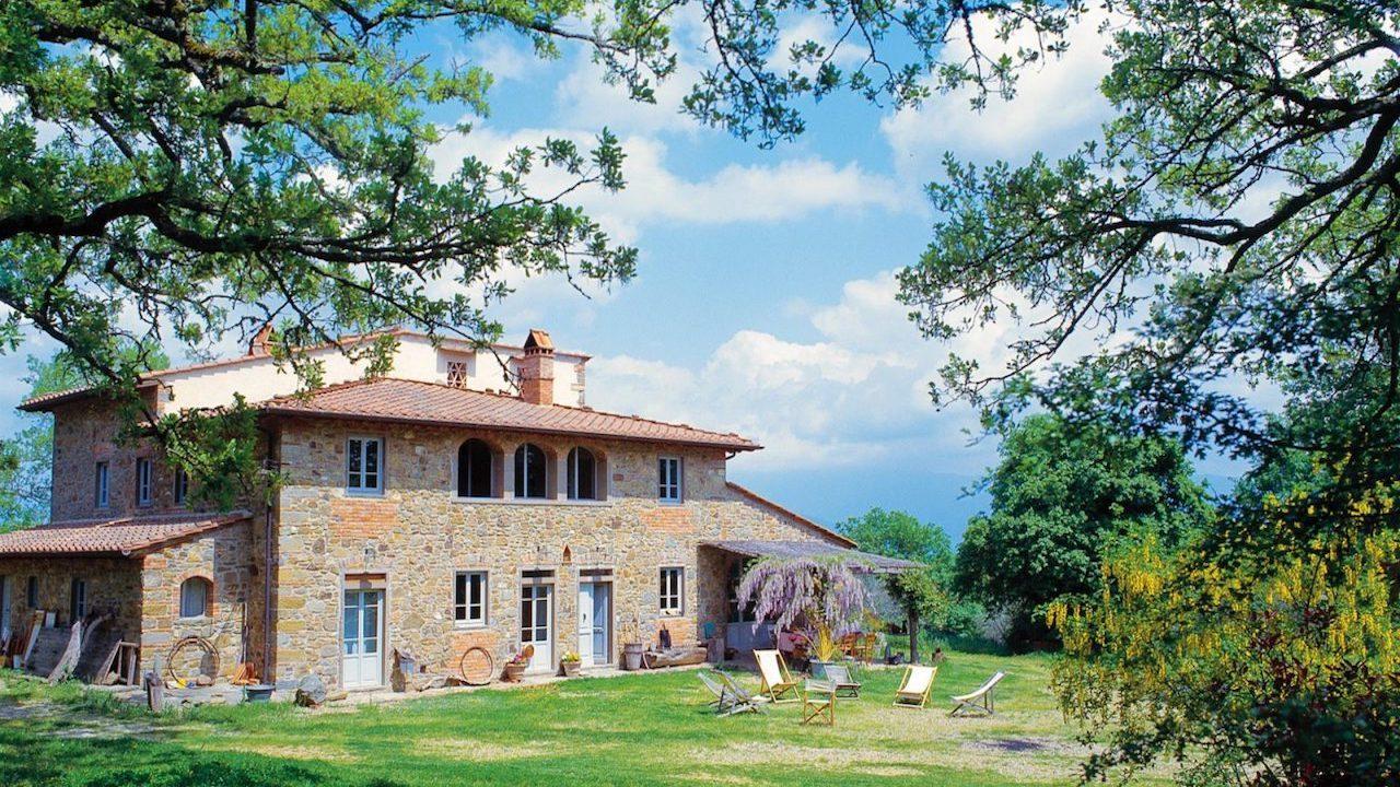 Toscana Villa Toskana Exklusiv
