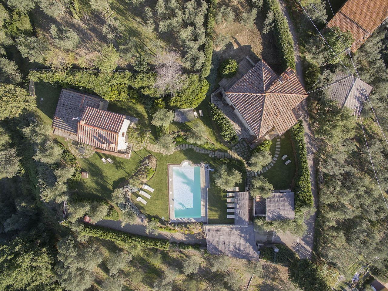 Borgo Santo Stefano Toskana Exklusiv