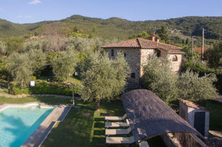 Casa Fufigna 2 in Borgo Santo Stefano